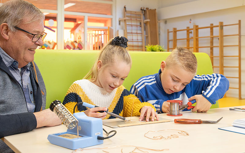 Katholieke basisschool De Vlieger 1 Zwolle - Ons onderwijs